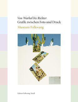 Von Warhol bis Richter von Museum Folkwang,  Museum