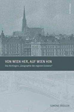 Von Wien her, auf Wien hin von Fässler,  Simone