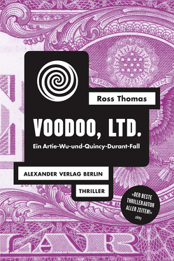 Voodoo, Ltd. von Ahlers,  Walter, Thomas,  Ross