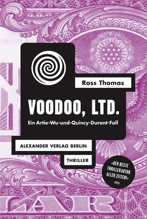 Voodoo, Ltd. von Ahlers,  Walter, Thomas,  Ross