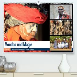 Voodoo und Magie (Premium, hochwertiger DIN A2 Wandkalender 2020, Kunstdruck in Hochglanz) von Herzog,  Michael