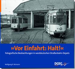 Vor Einfahrt: Halt! von Reimann,  Wolfgang
