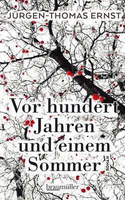 Vor hundert Jahren und einem Sommer von Ernst,  Jürgen-Thomas