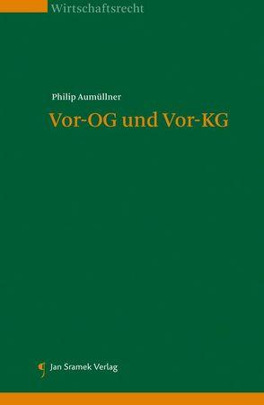 Vor-OG und Vor-KG von Aumüllner,  Philip