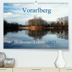 Vorarlberg Bodensee-Traum2021 (Premium, hochwertiger DIN A2 Wandkalender 2021, Kunstdruck in Hochglanz) von Arnold,  Hernegger