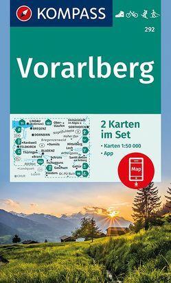 Vorarlberg von KOMPASS-Karten GmbH