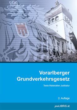 Vorarlberger Grundverkehrsgesetz von proLIBRIS VerlagsgesmbH