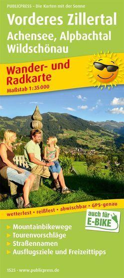 Vorderes Zillertal, Achensee – Alpbachtal, Wildschönau