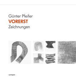 VORERST von Hensle,  Wiebke, Pfeifer,  Günter