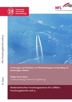 Vorhersage und Detektion von Wirbelschleppen im Reiseflug mit bordseitigen Mitteln von Steen,  Meiko Erich