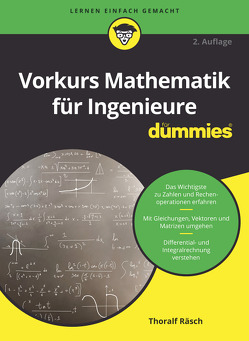 Vorkurs Mathematik für Ingenieure für Dummies von Räsch,  Thoralf