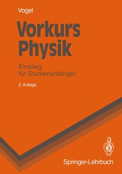 Vorkurs Physik von Vogel,  Helmut