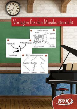 Vorlagen für den Musikunterricht von BVK Buch Verlag Kempen