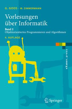 Vorlesungen über Informatik von Goos,  Gerhard, Zimmermann,  Wolf