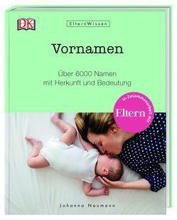 Eltern-Wissen. Vornamen von Naumann,  Johanna