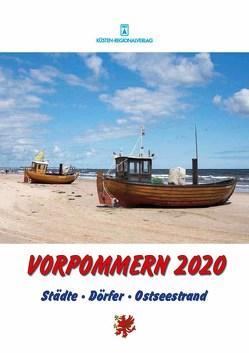 Vorpommern 2020 von Bergmann,  Heiko, Bergmann,  Malte
