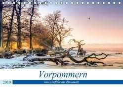 Vorpommern – von Altefähr bis Zinnowitz (Tischkalender 2019 DIN A5 quer)
