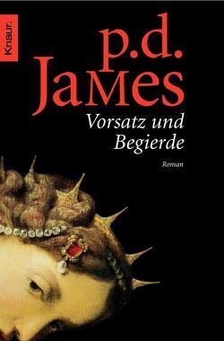 Vorsatz und Begierde von James,  P. D.