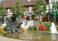Vorsfelde 2018 (Wandkalender 2018 DIN A3 quer) von L. Heinrich,  Jens