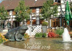 Vorsfelde 2019 (Wandkalender 2019 DIN A2 quer) von L. Heinrich,  Jens
