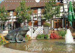 Vorsfelde 2019 (Wandkalender 2019 DIN A4 quer) von L. Heinrich,  Jens