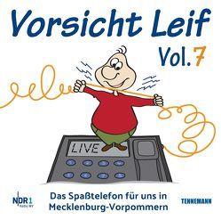 VORSICHT LEIF Vol.7 von Tennemann,  Leif