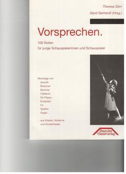 Vorsprechen von Dörr,  Therese, Gerhardt,  Gerd