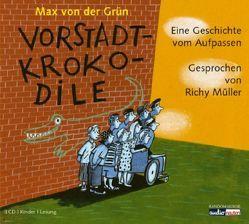 Vorstadtkrokodile von Edelmann,  Heinz, Müller,  Richy, von der Grün,  Max