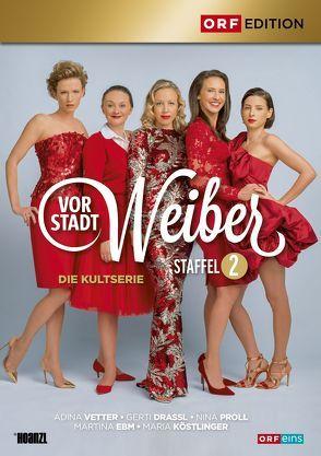 Vorstadtweiber von Brée,  Uli, Derflinger,  Sabine, Sicheritz,  Harald