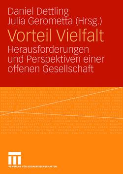 Vorteil Vielfalt von Dettling,  Daniel, Gerometta,  Julia