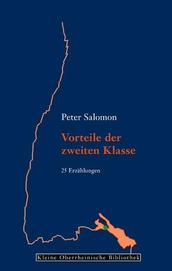 Vorteile der zweiten Klasse von Salomon,  Peter
