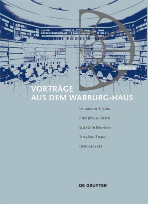 Vorträge aus dem Warburg-Haus von Fleckner,  Uwe, Kern,  Margit, Recki,  Birgit, Reudenbach,  Bruno, Zumbusch,  Cornelia
