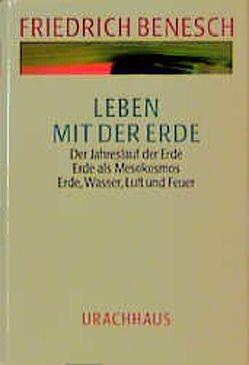 Vorträge und Kurse / Leben mit der Erde von Benesch,  Friedrich