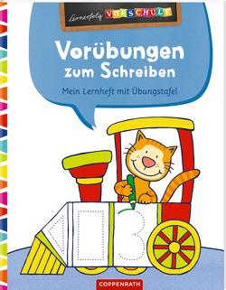 Vorübungen zum Schreiben von Carstens,  Birgitt, Wagner,  Charlotte