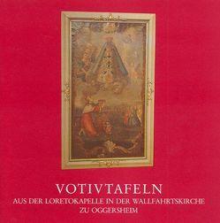 Votivtafeln von Archiv des Bistums Speyer, Gutzer,  August, Heimatkundlicher Arbeitskreis Ludwigshafen-Oggersheim