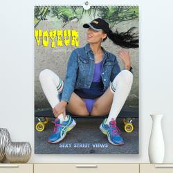 VOYEUR – sexy street views (Premium, hochwertiger DIN A2 Wandkalender 2020, Kunstdruck in Hochglanz) von Bull,  Andy