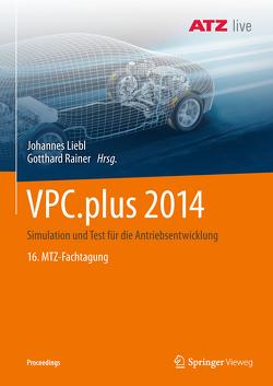 VPC.plus 2014 von Liebl,  Johannes, Rainer,  Gotthard