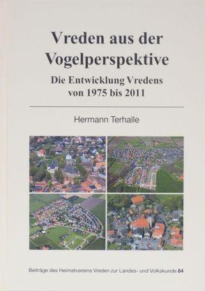 Vreden aus der Vogelperspektive von Terhalle,  Hermann