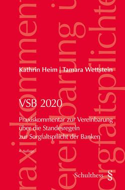 VSB 2020 (PrintPlu§) von Heim,  Kathrin, Wettstein,  Tamara