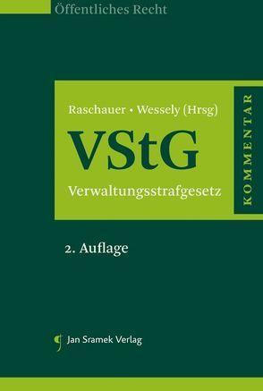 VStG von Raschauer,  Nicolas, Wessely,  Wolfgang