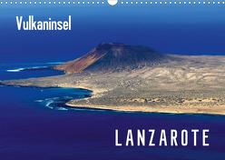 Vulkaninsel Lanzarote (Wandkalender 2020 DIN A3 quer) von M. Laube,  Lucy