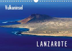 Vulkaninsel Lanzarote (Wandkalender 2020 DIN A4 quer) von M. Laube,  Lucy