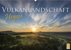 Vulkanlandschaft Hegau 2018 (Wandkalender 2018 DIN A2 quer) von Keller,  Markus