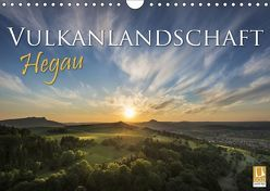 Vulkanlandschaft Hegau 2019 (Wandkalender 2019 DIN A4 quer) von Keller,  Markus