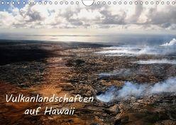 Vulkanlandschaften auf Hawaii (Wandkalender 2018 DIN A4 quer) von Lights by Sylvia Ochsmann,  Crystal