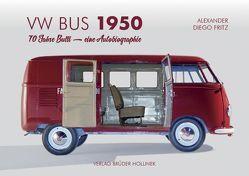 VW Bus 1950 von Fritz,  Alexander Diego