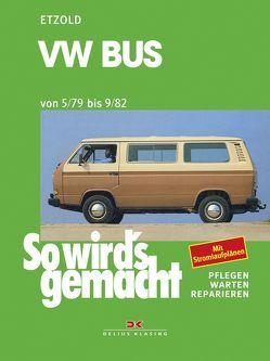VW Bus 5/79 bis 9/82 von Etzold,  Rüdiger