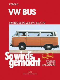 VW Bus 73 bis 79 von Etzold,  Rüdiger