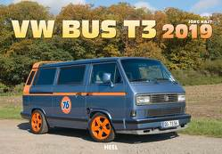 VW Bus T3 2019 von Hajt,  Jörg (Fotograf)