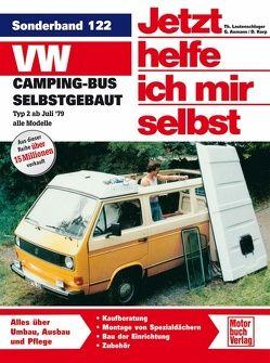 VW-Campingbus selbstgebaut von Axmann,  Gerhard, Lautenschlager,  Thomas